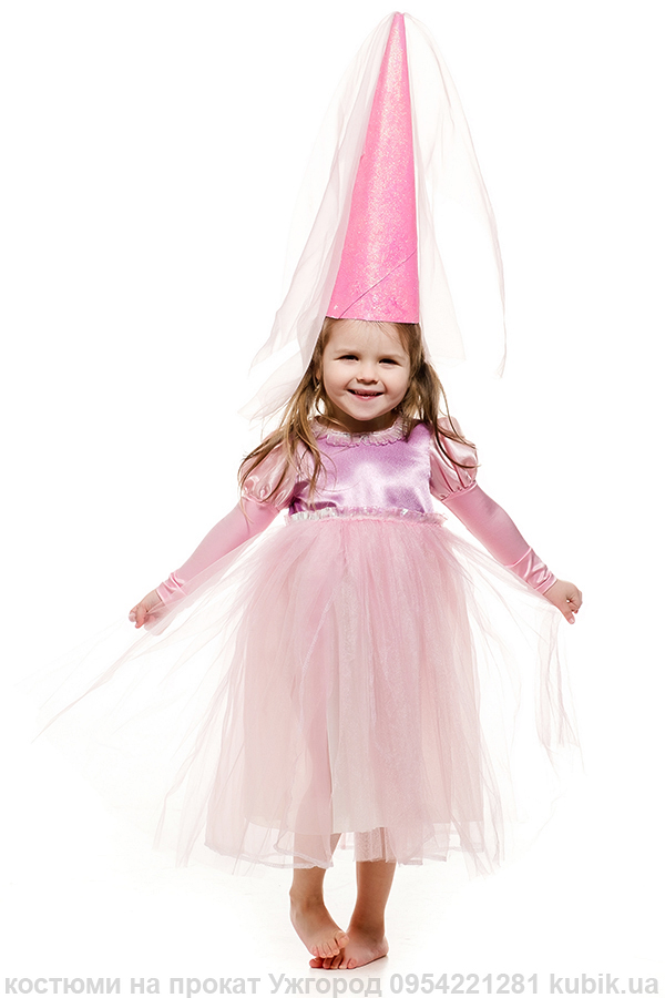 плаття на прокат, рожева принцеса, дитяче в Ужгороді