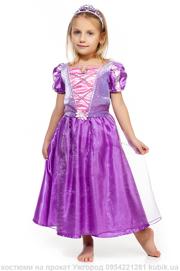 плаття Рапунцель на прокат