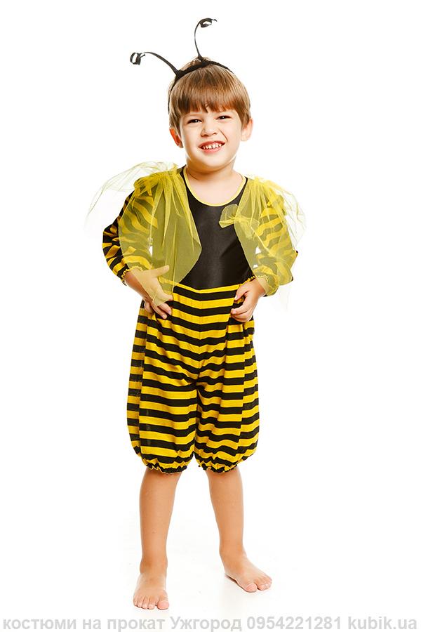 Костюм Джмелика, Бджілки для хлопчика на прокат в ужгороді