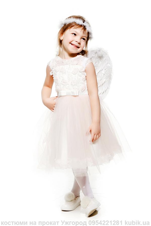 Ангелик плаття для причастя на прокат в Ужгороді