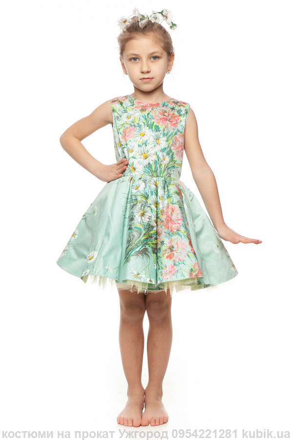 Весна плаття