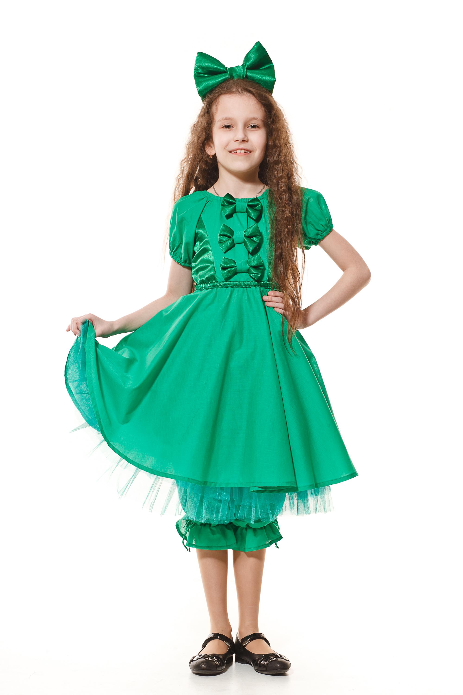 Лялька зелена