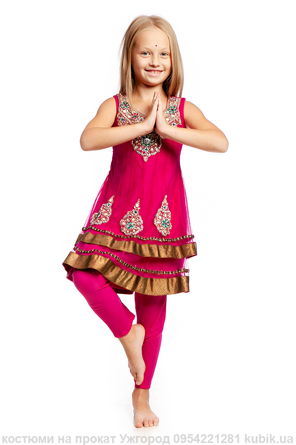 Індійський костюм на прокат