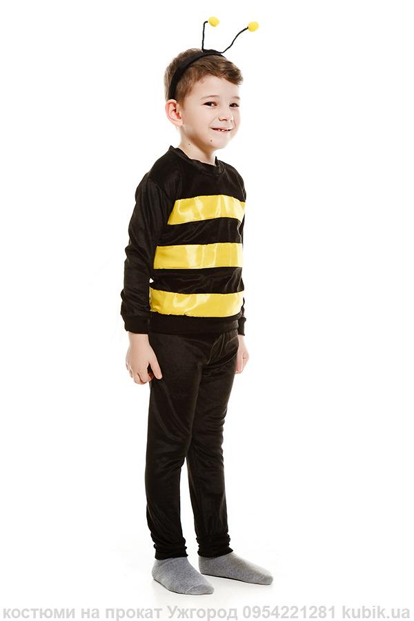 костюм Джмелик. Бджілка для хлопчика на прокат