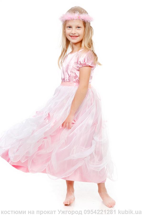 рожеве плаття принцеси, костюм на прокат. Ужгород