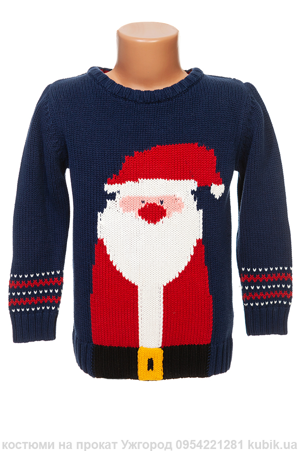 Новорычний светр з СЧантою